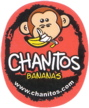 chanitos Bananensticker