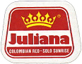 juliana Bananensticker
