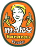 mary Bananensticker