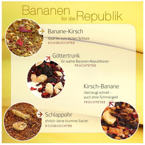 Bananen Tees