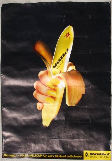 Bananenski von Fölkl